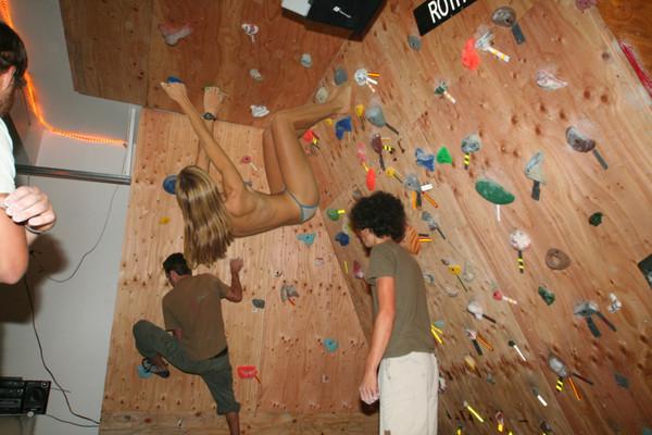 Home Climbing Wall home gym angle? - cascadeclimbers