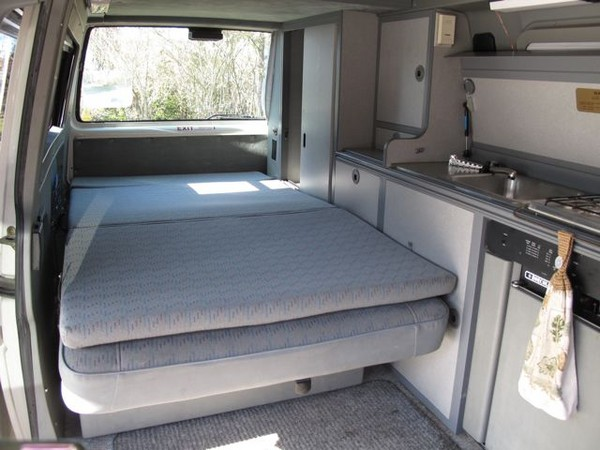 1995 Volkswagen Eurovan Full Camper $19000 105K mi - CascadeClimbers.com