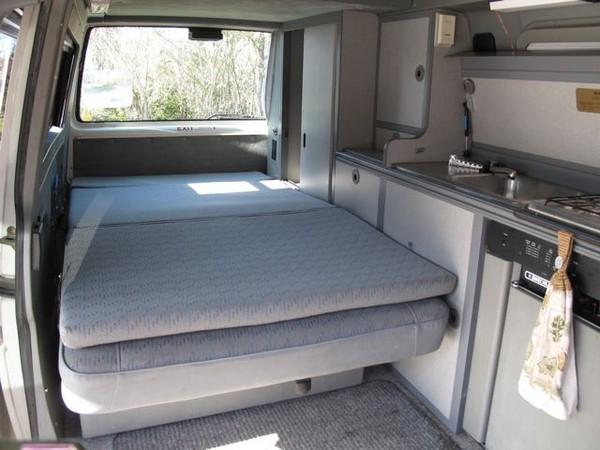 1995 Volkswagen Eurovan Full Camper 19000 105k Mi